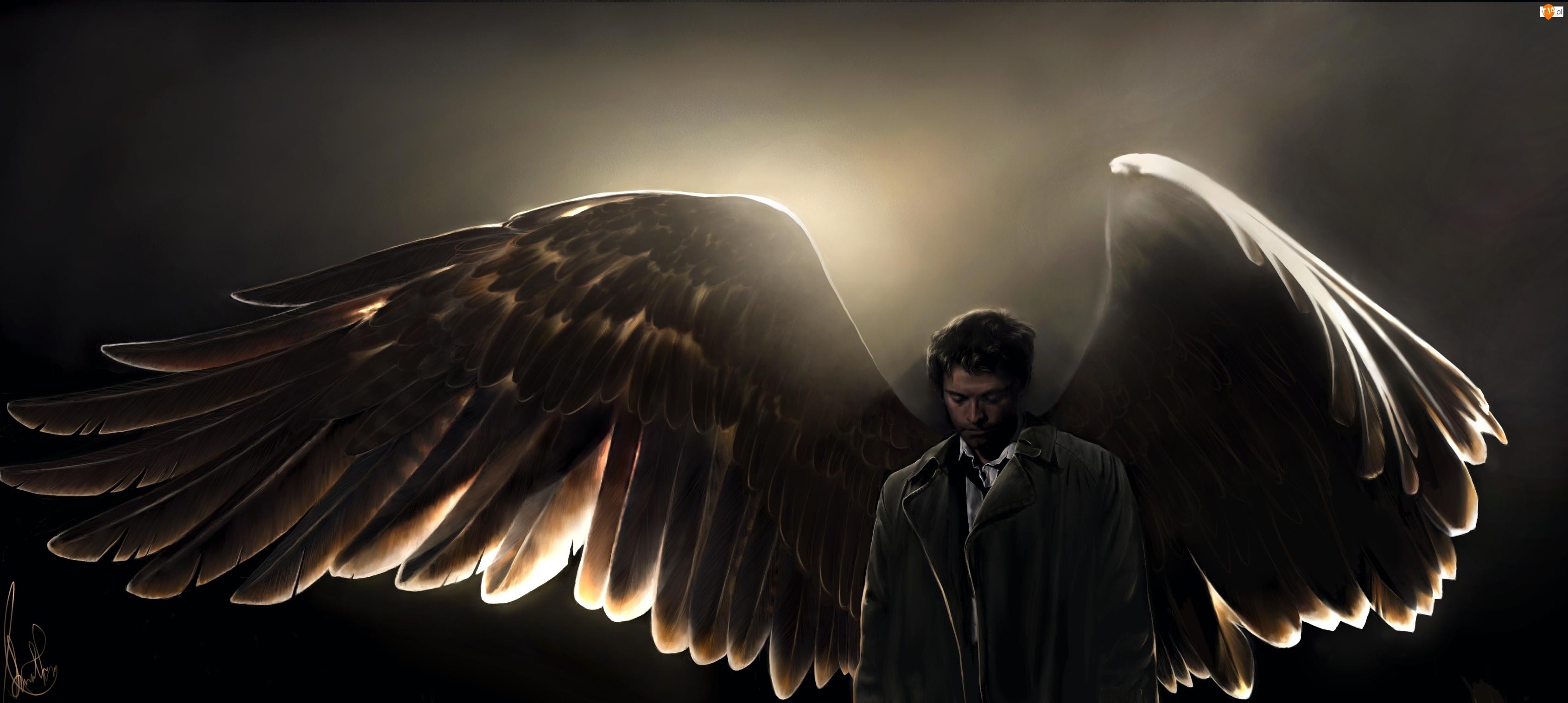 Castiel, Supernatural