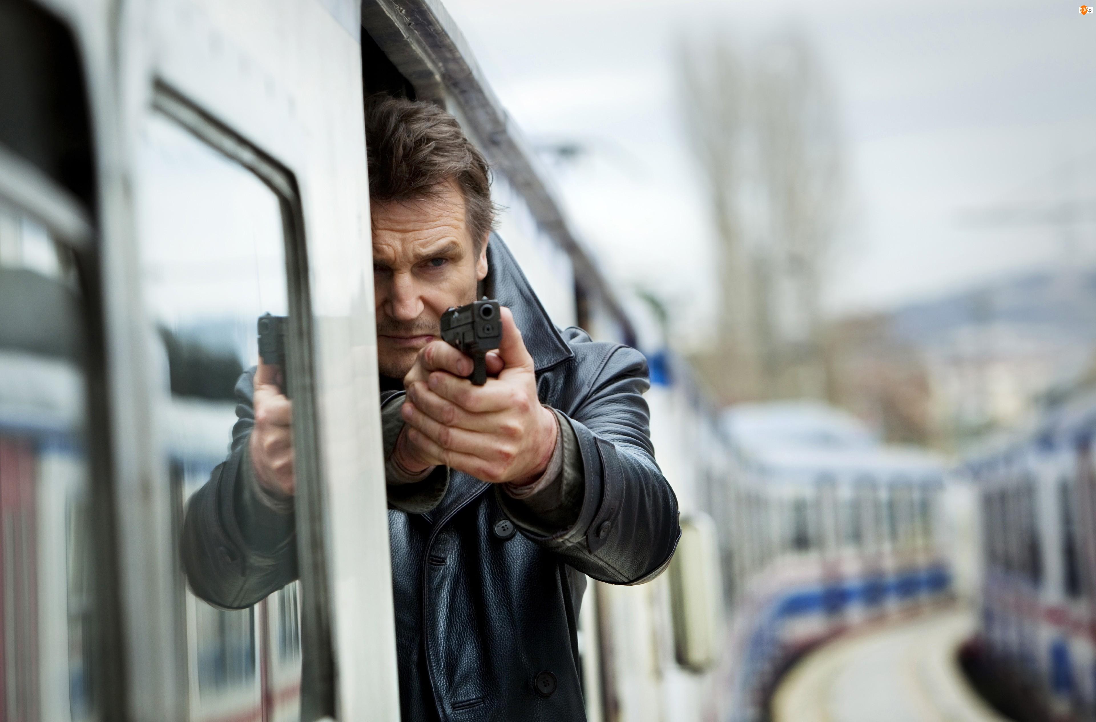 Aktor, Uprowadzona, Liam Neeson, Film