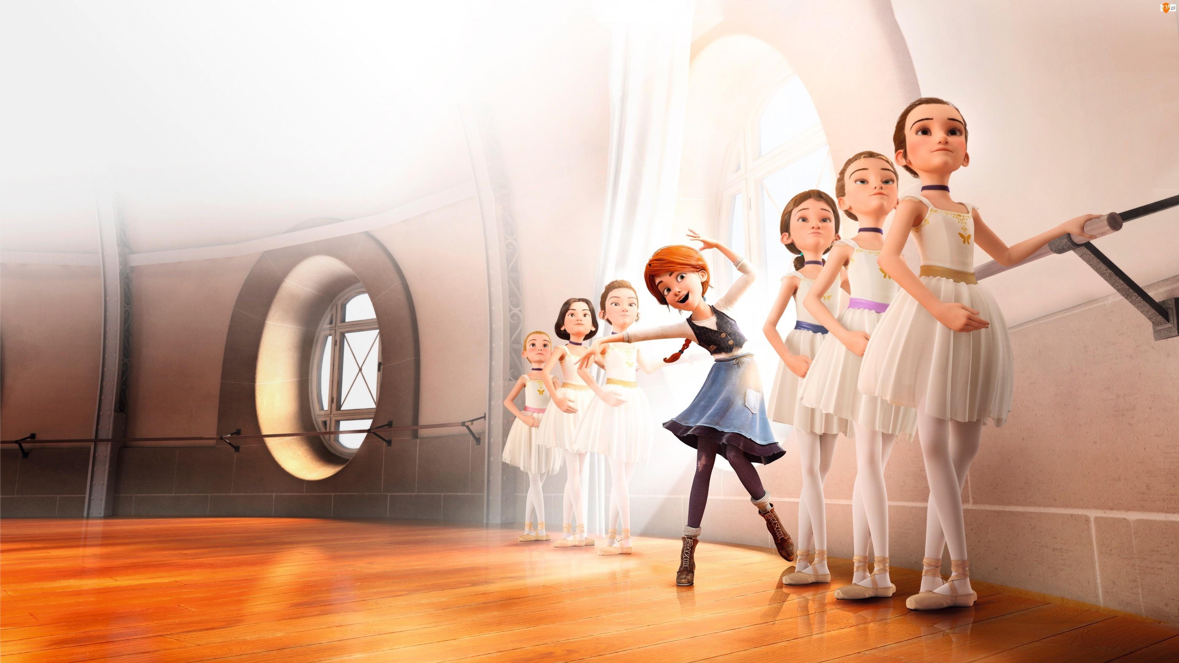 Bajka, Balerina, Film animowany