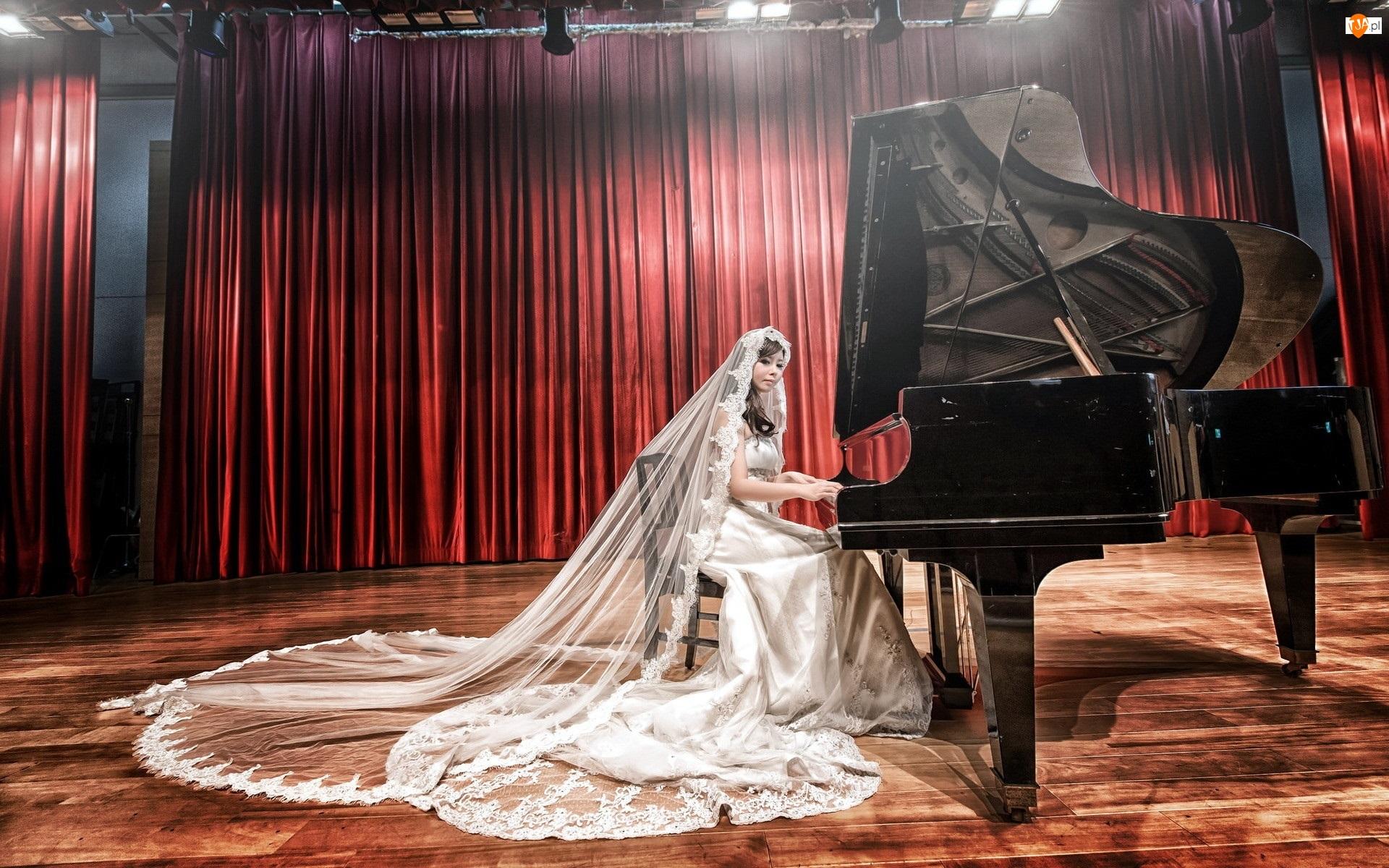 Fortepian, Welon, Panna młoda