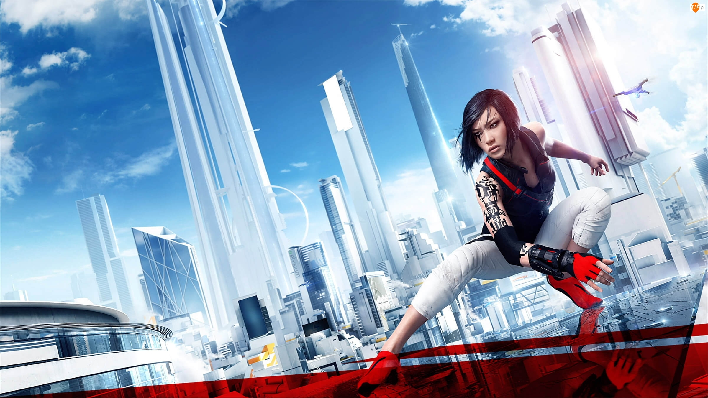 Mirrors Edge Catalyst, Faith Connors