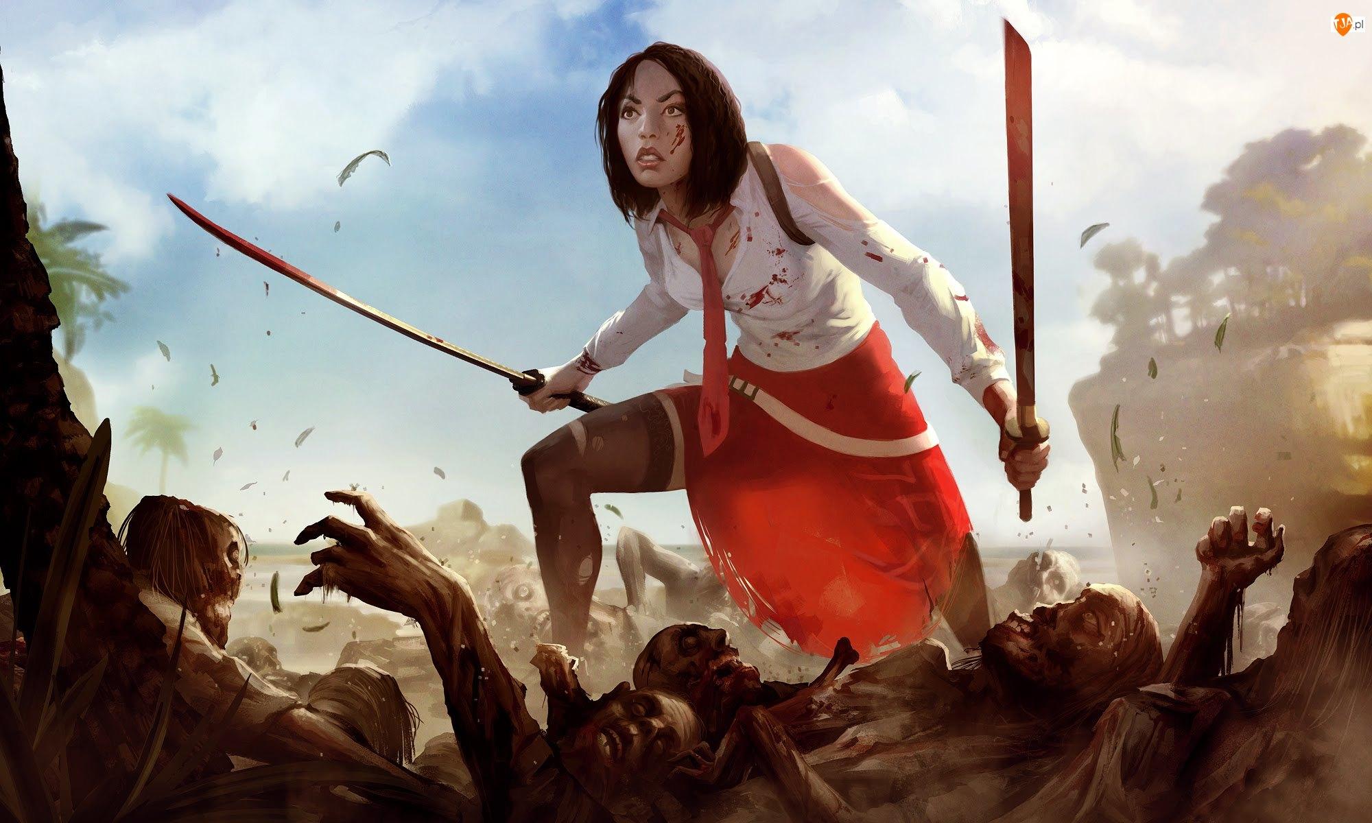 Miecze, Dead Island, Xian Mei