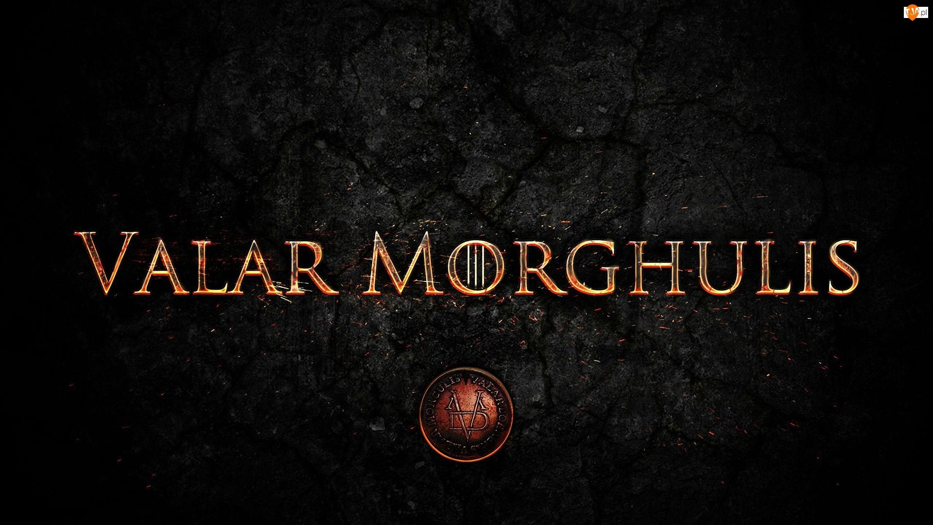 Gra o Tron, Tło, Valar Morghulis, Czarne