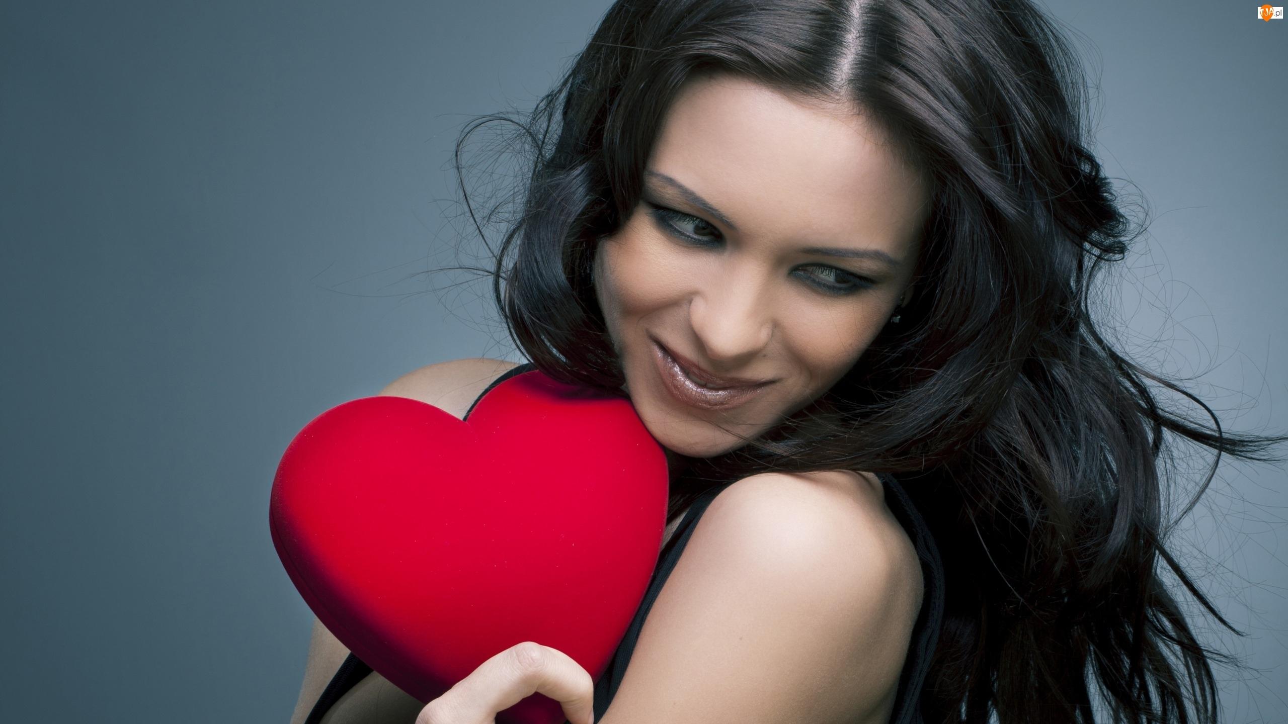 Walentynki, Kobieta, Serce