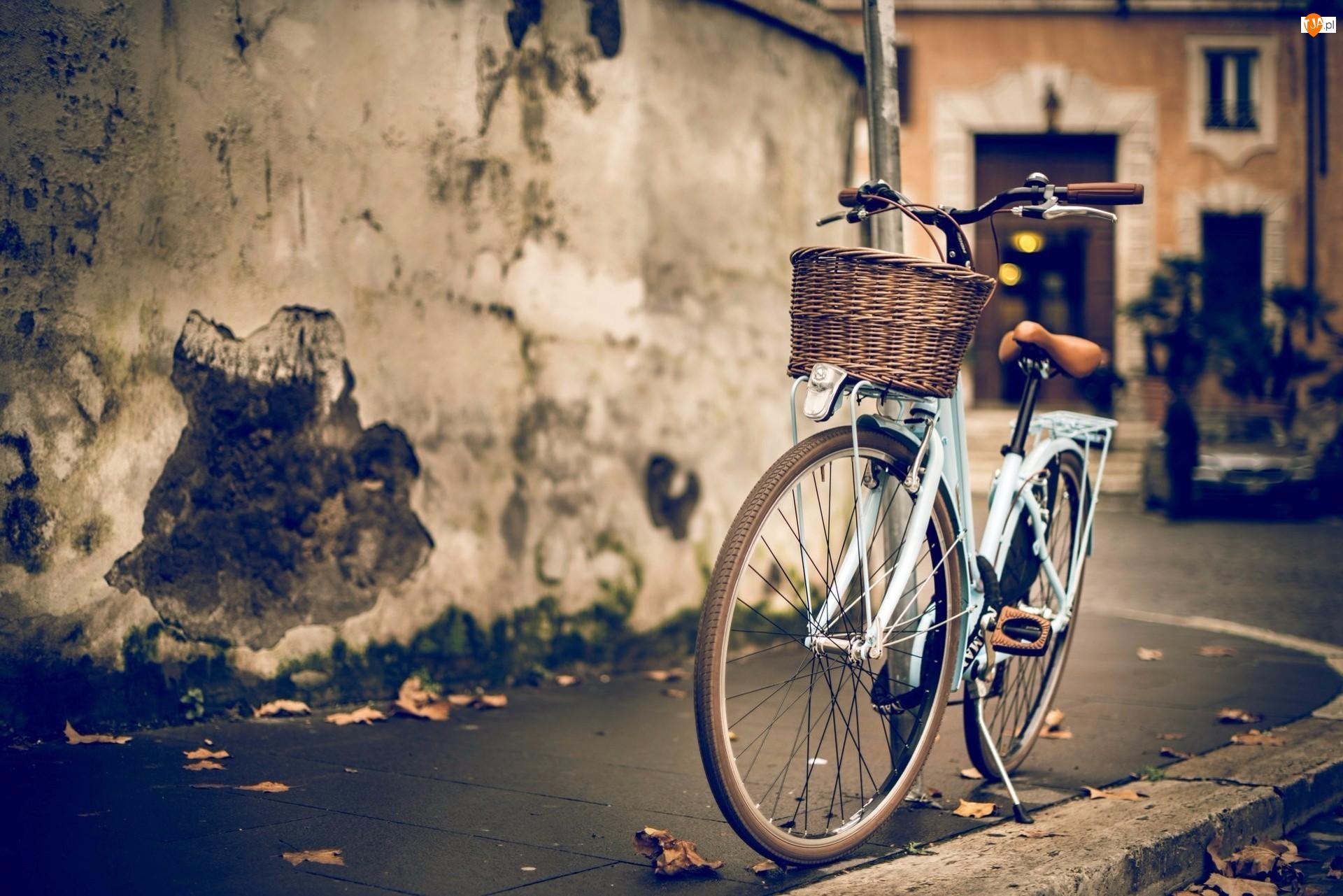 Chodnik, Rower, Ulica