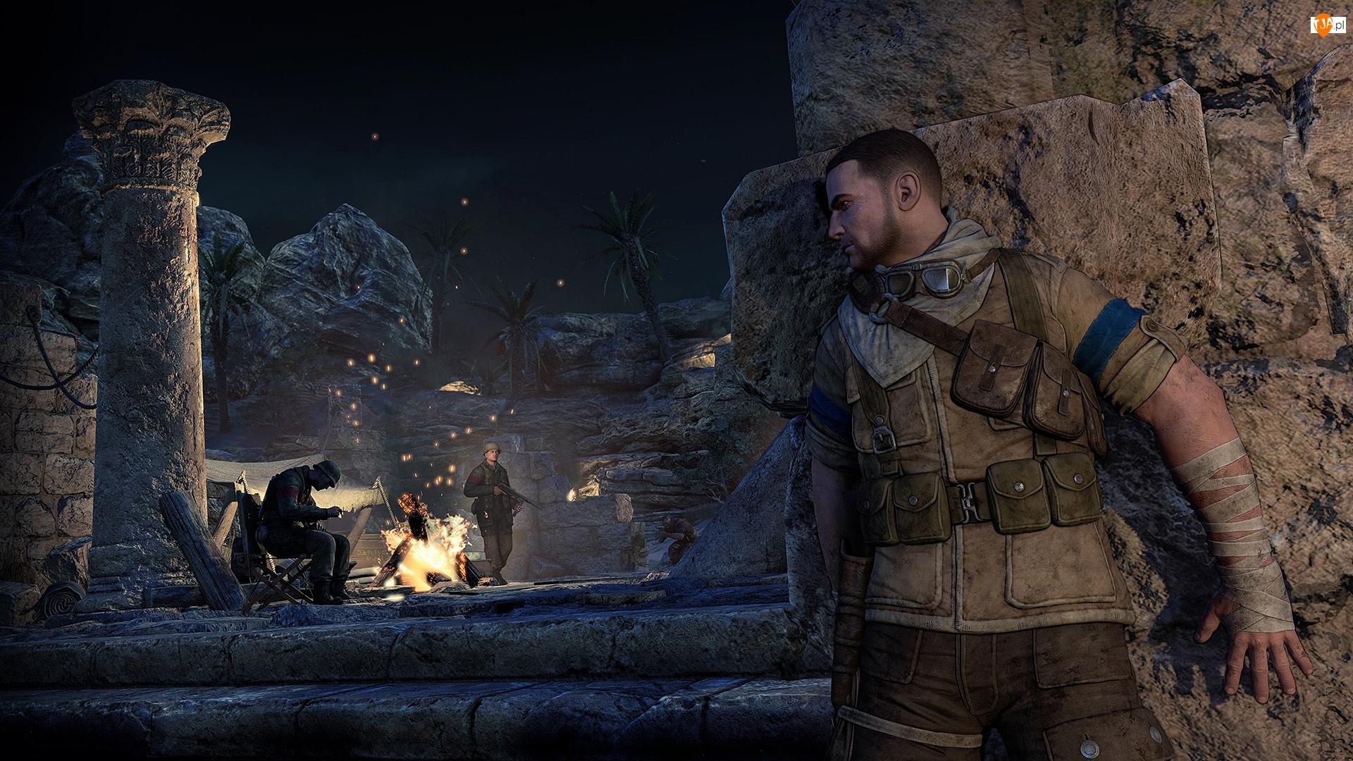 Gra, Sniper Elite 3: Afrika