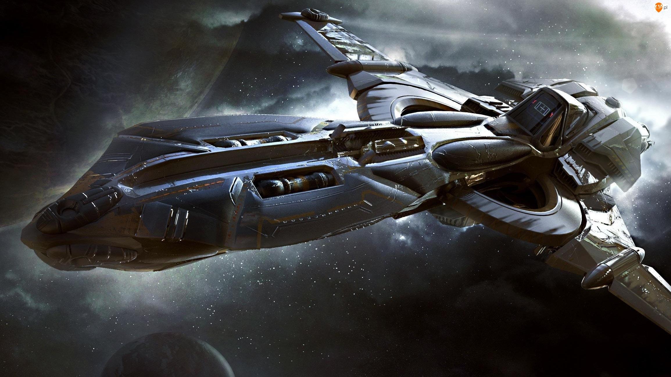 Gra, Statek kosmiczny, Star Citizen, Kosmos