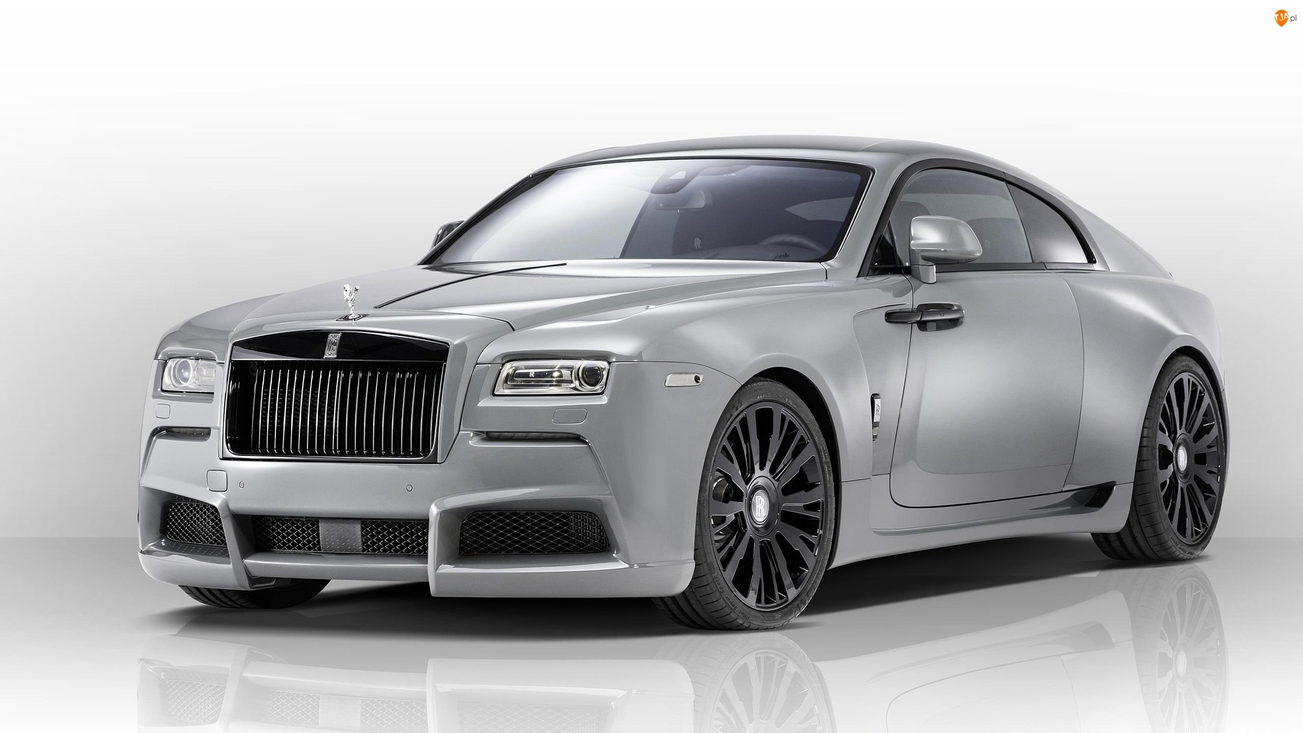 Rolls-Royce Wraith Overdose Spofec, 2016