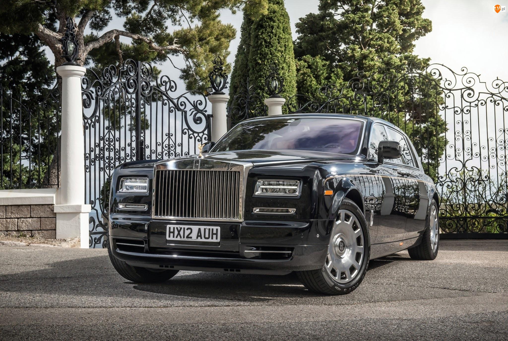Rolls-Royce Phantom Extended Wheelbase, 2013