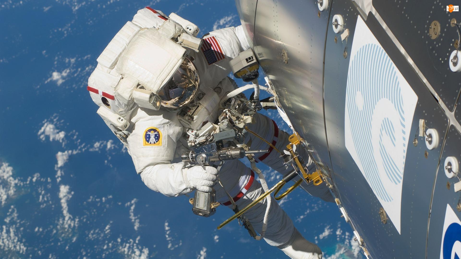 Kosmos, Astronauta, Randy Bresnik