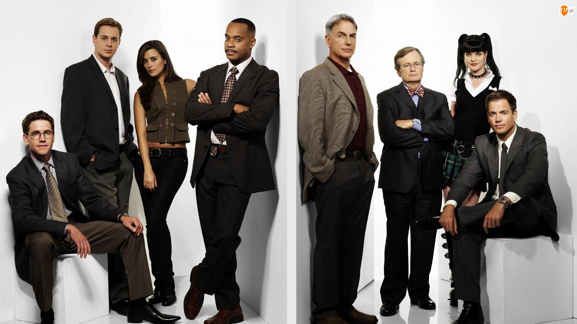 Aktorzy, Ncis, Serial, Agenci