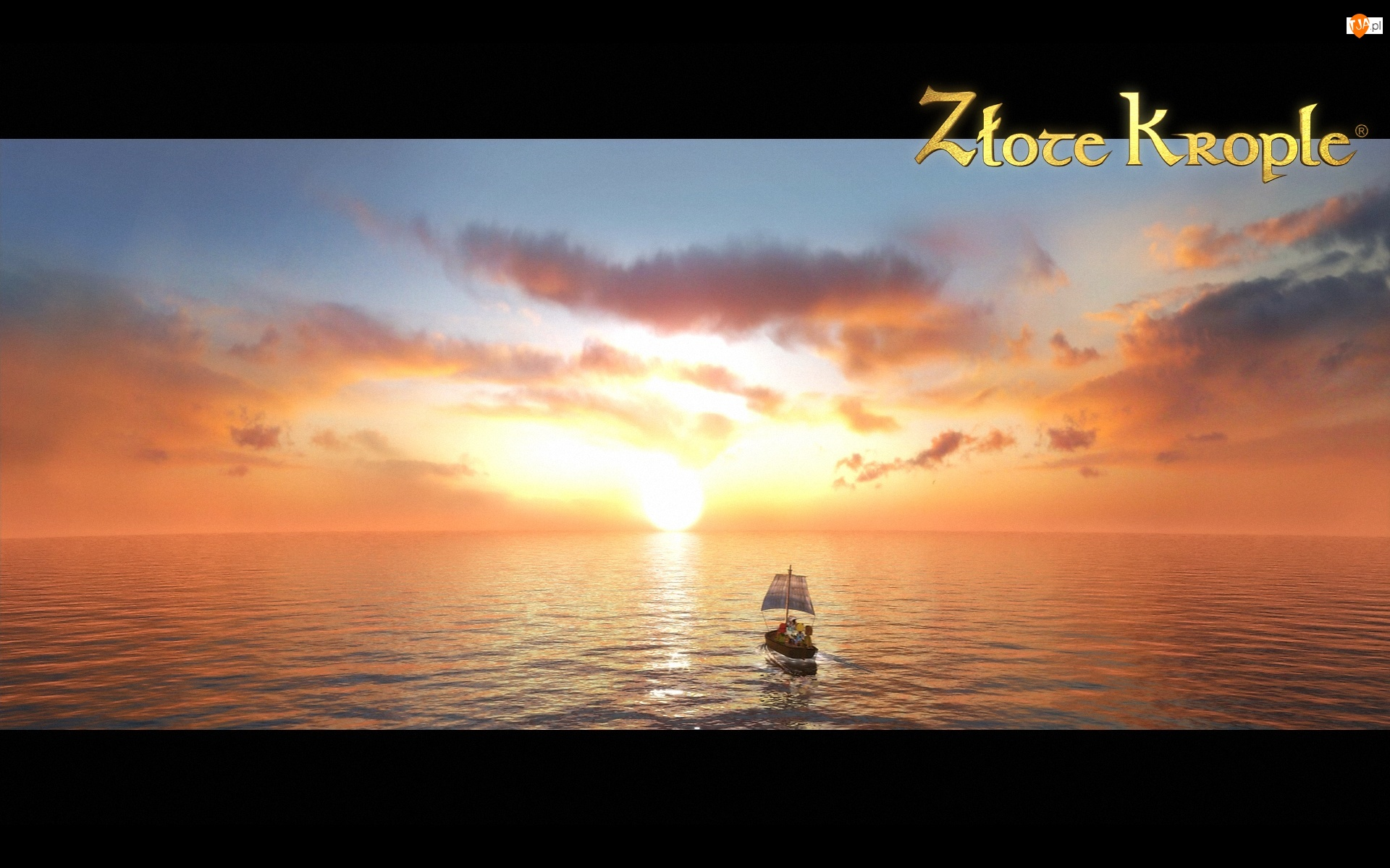 Kadr, Złote Krople, filmu, animowanego