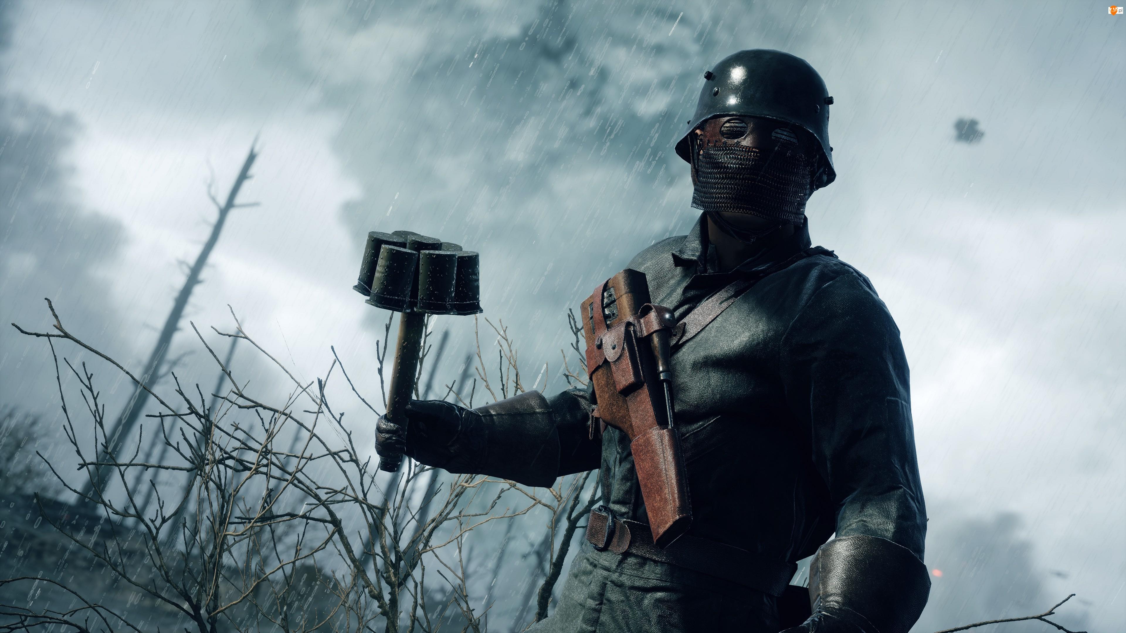 Battlefield 1, Granaty, Żołnierz, Broń