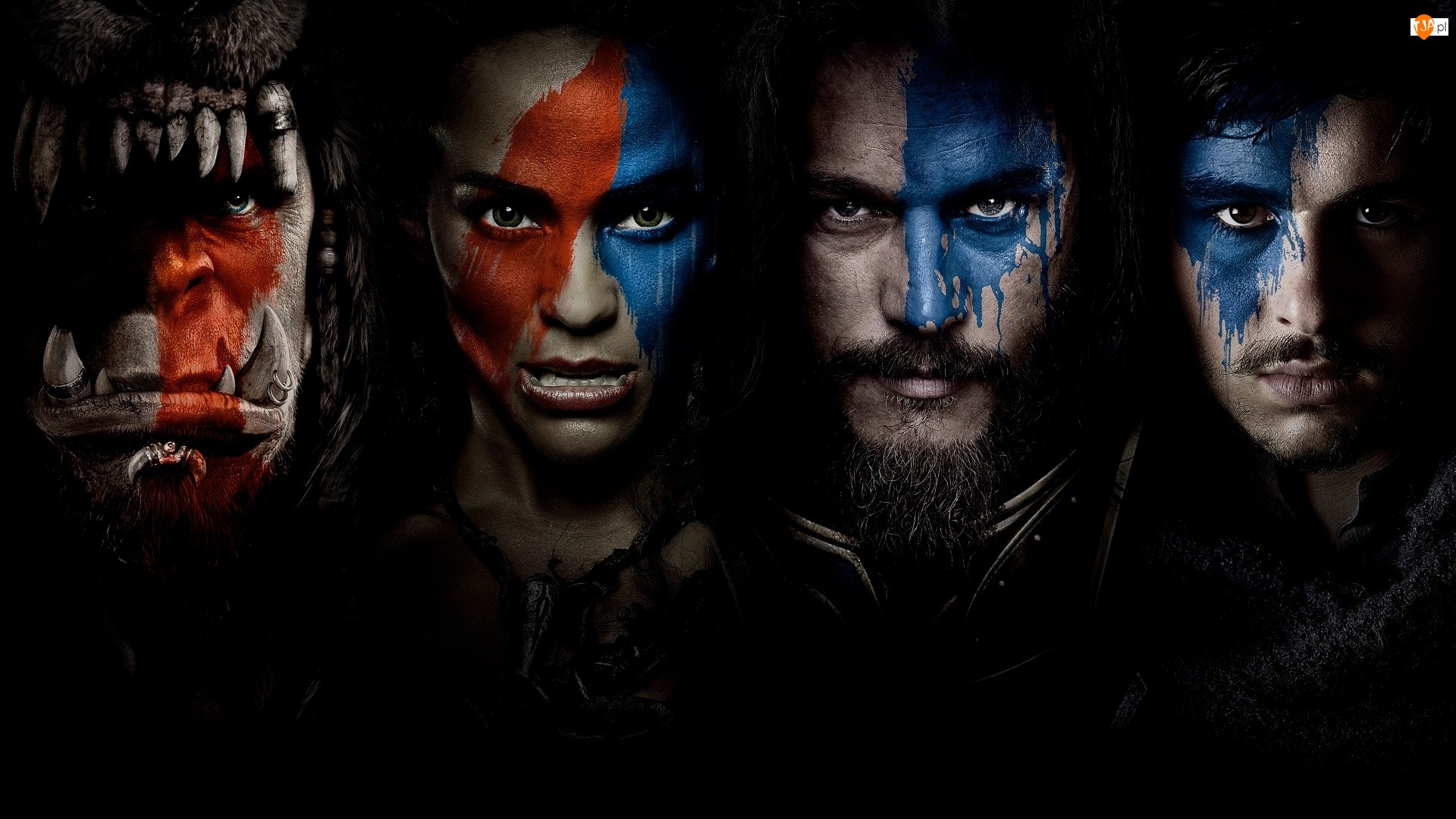 Ben Schnetzer , Warcraft : Początek, Paula Patton, Toby Kebbell, Travis Fimmel