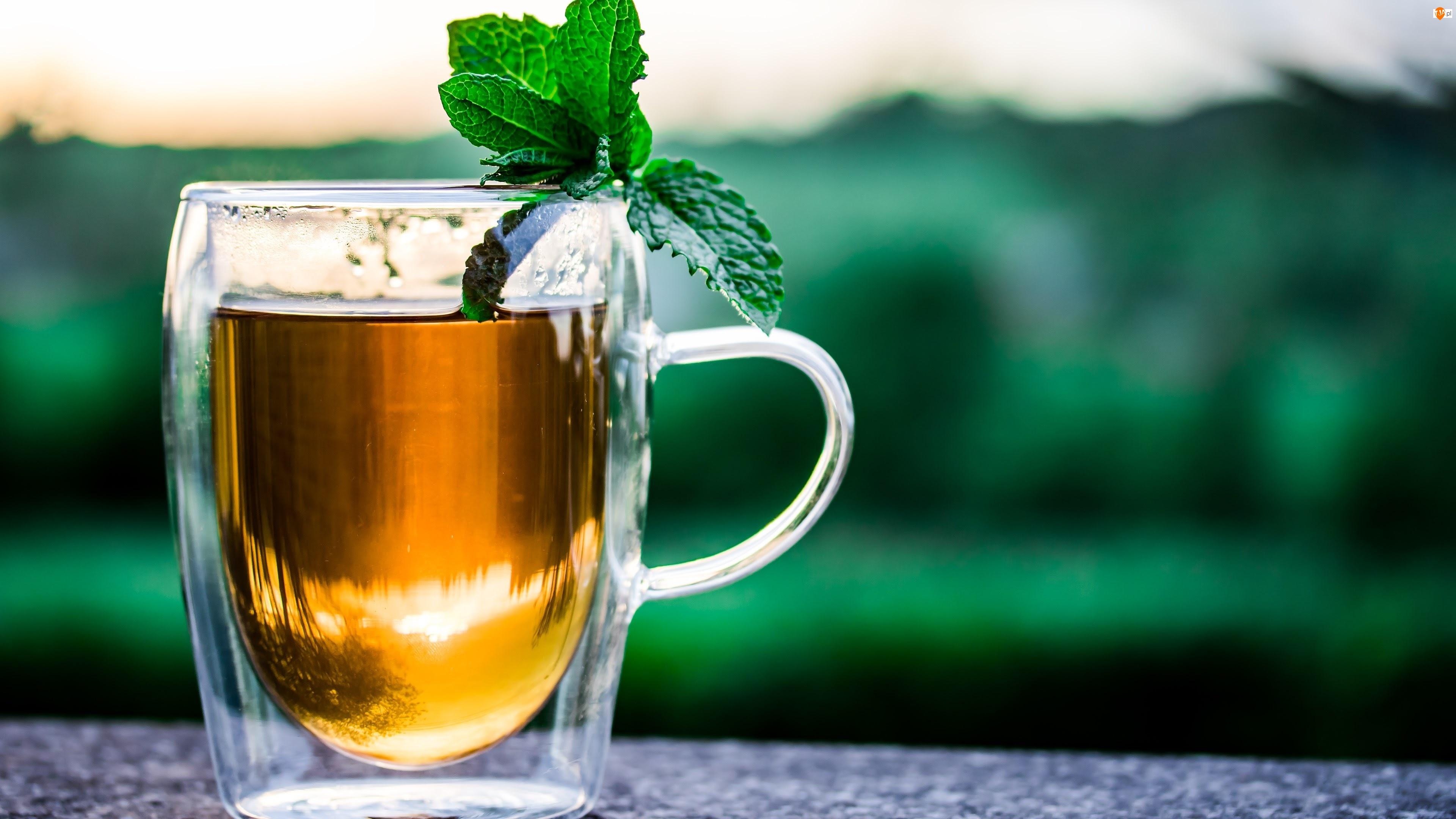 Herbata, Miętowa