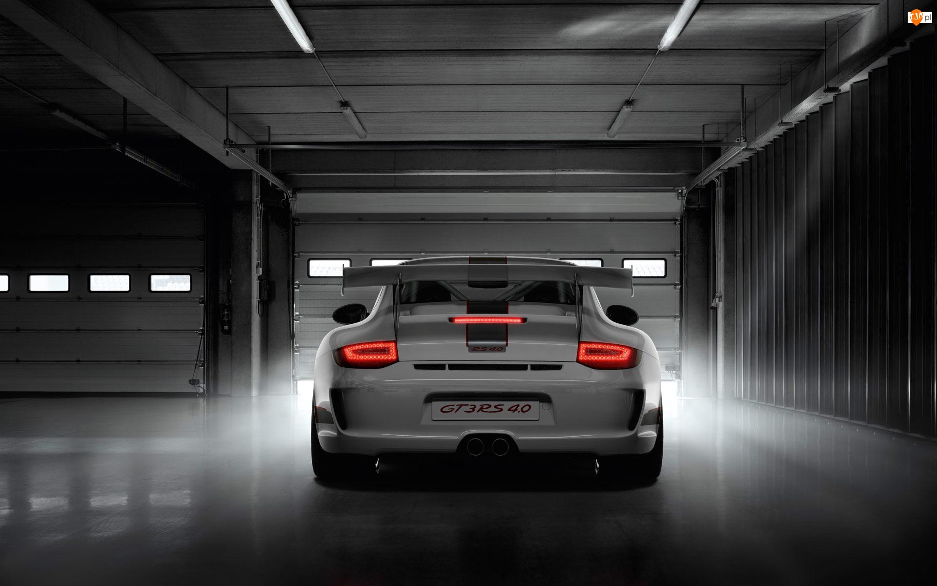 Garaż, Porsche 911 GT3 RS 4.0 Limited Edition, 2011