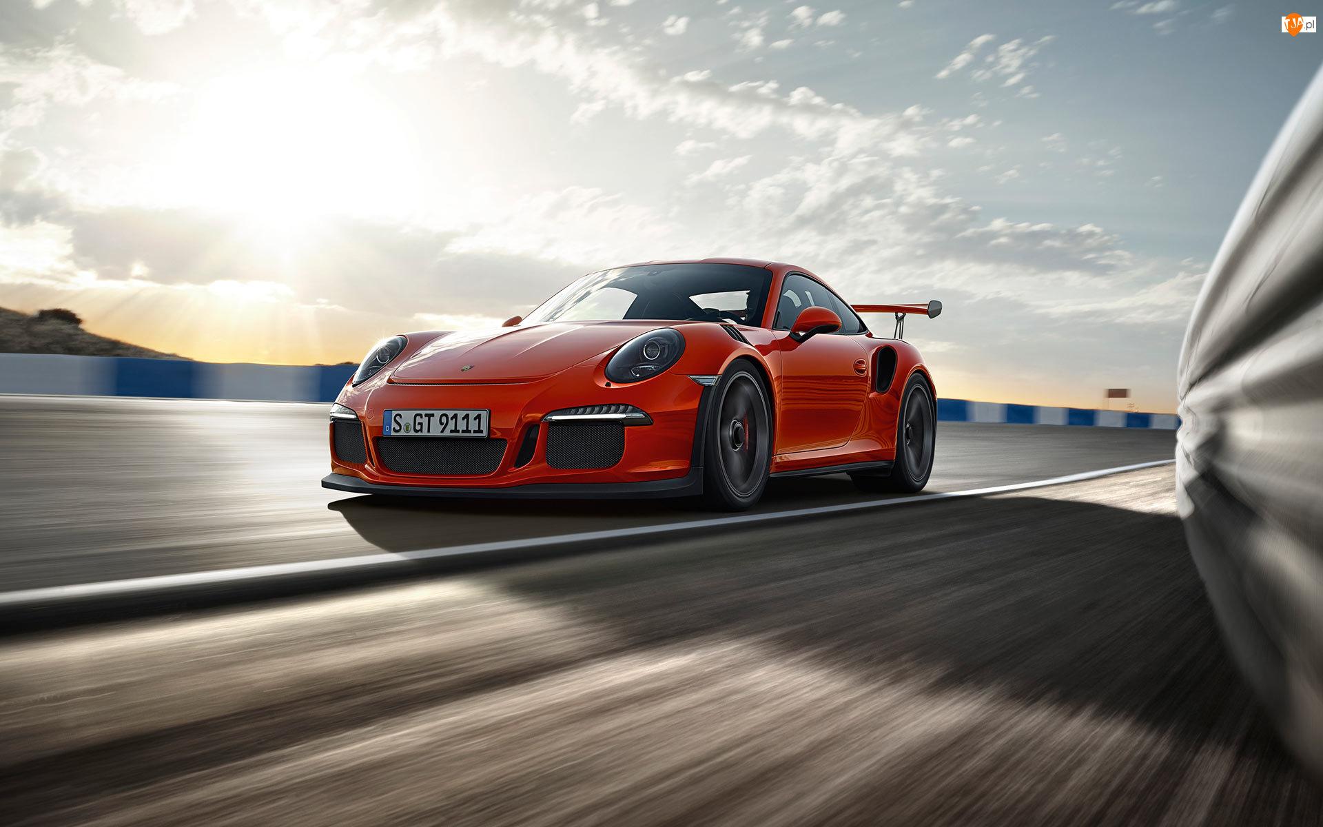 Porsche 911 GT3 RS, 2016