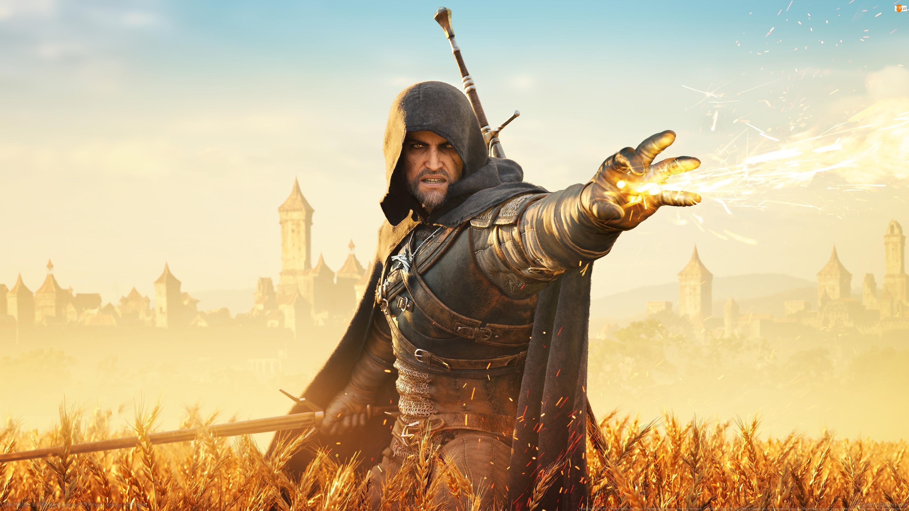 Wiedźmin 3: Dziki Gon, Geralt z Rivii