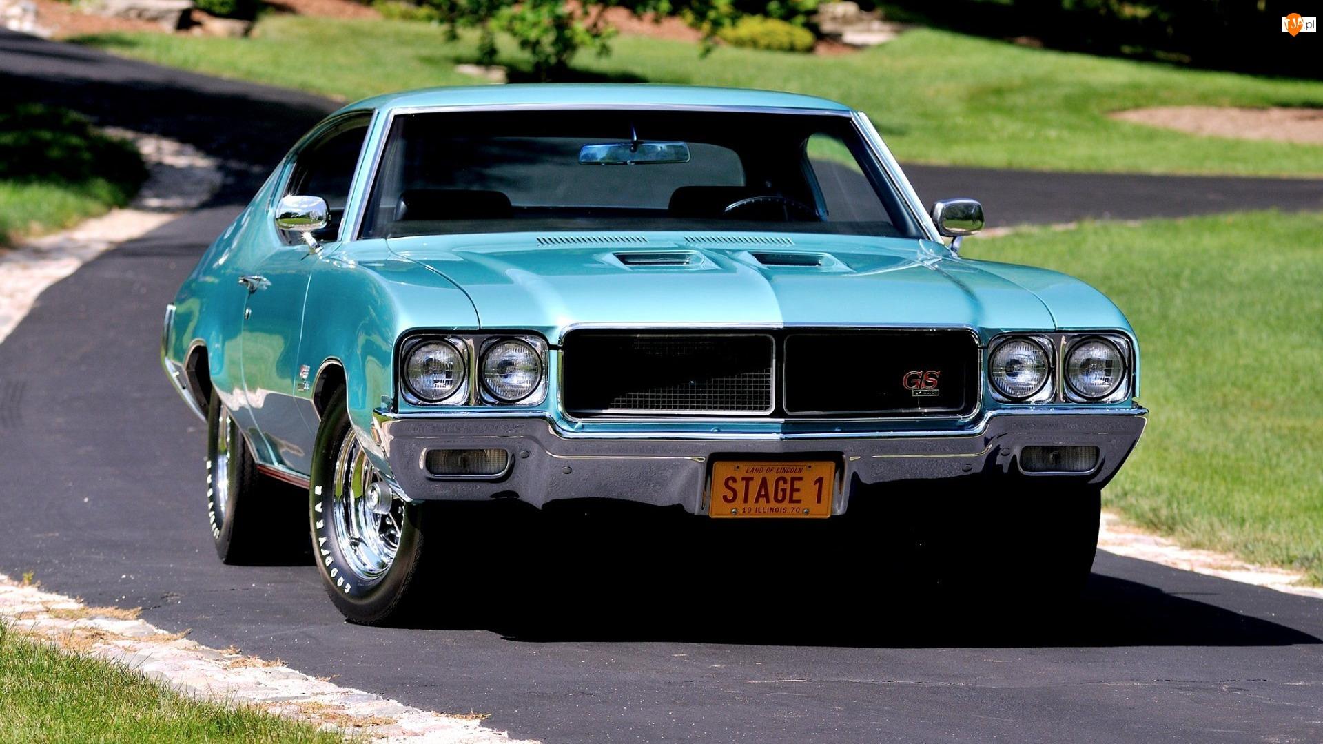 1970, Buick Gran Sport 455, GS455