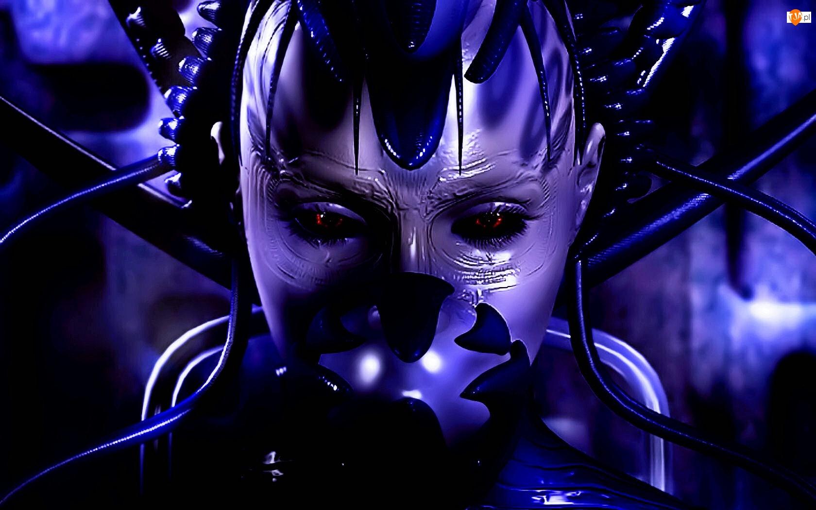 Maska, Twarz, Fantasy