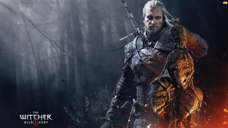 Geralt z Rivii, Gra, Wiedźmin 3: Dziki Gon