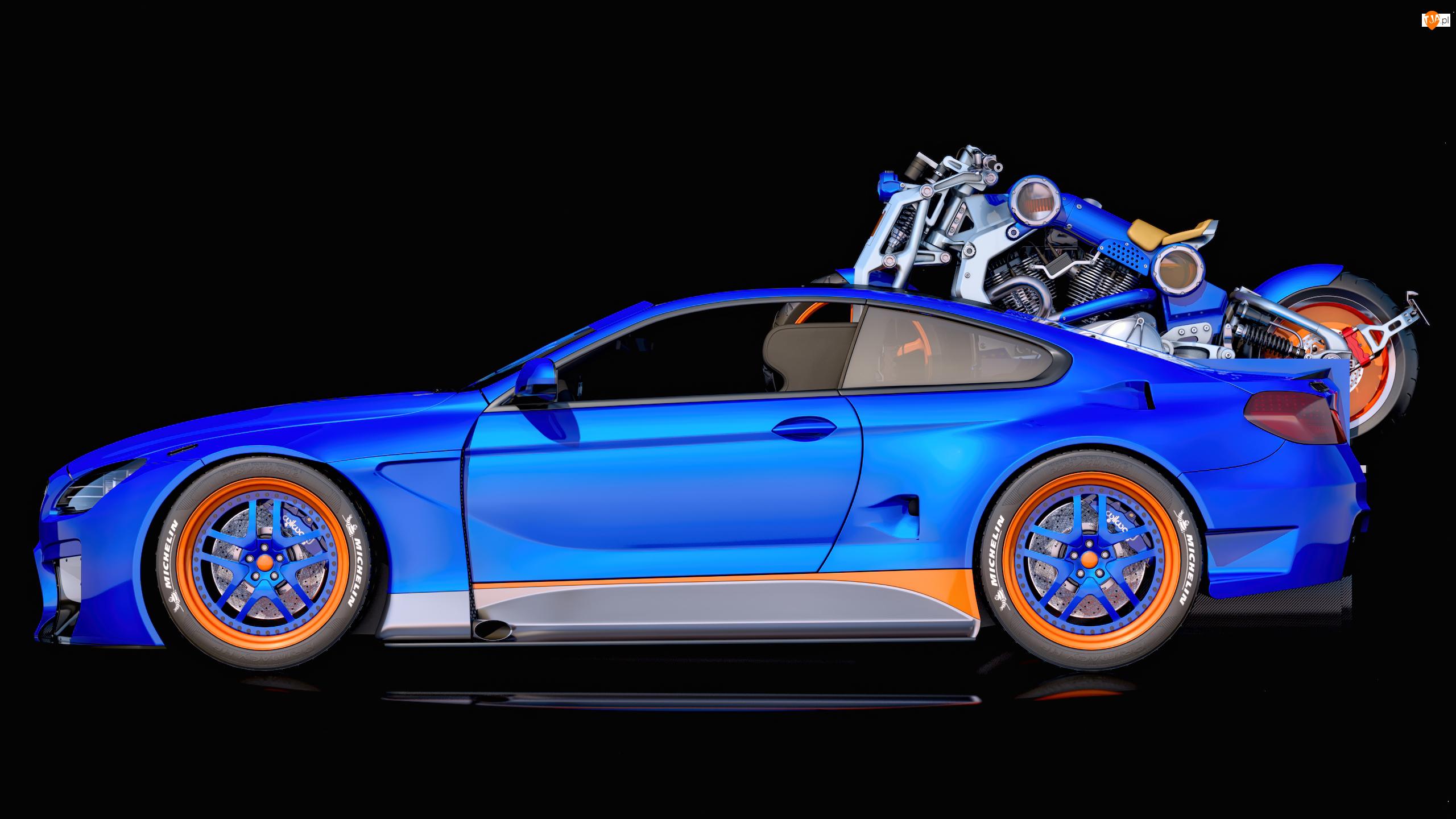 BMW M6, Motocykl