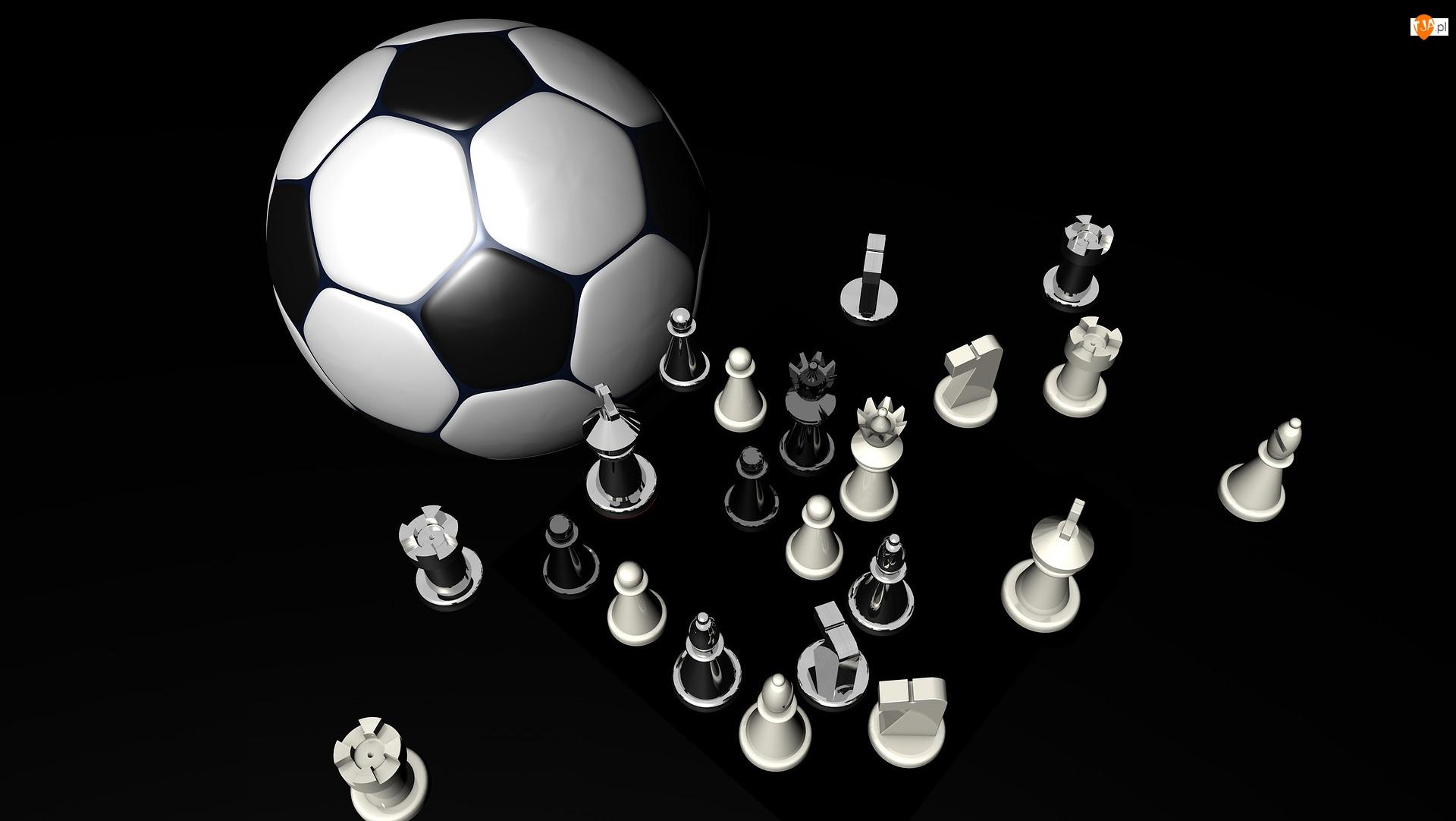 Piłka, Grafika 3D, Szachy