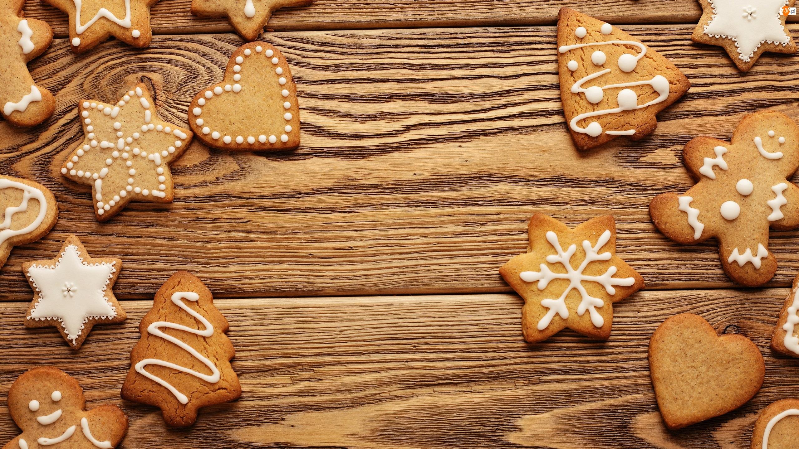 Świąteczne, Ciasteczka, Pierniczki