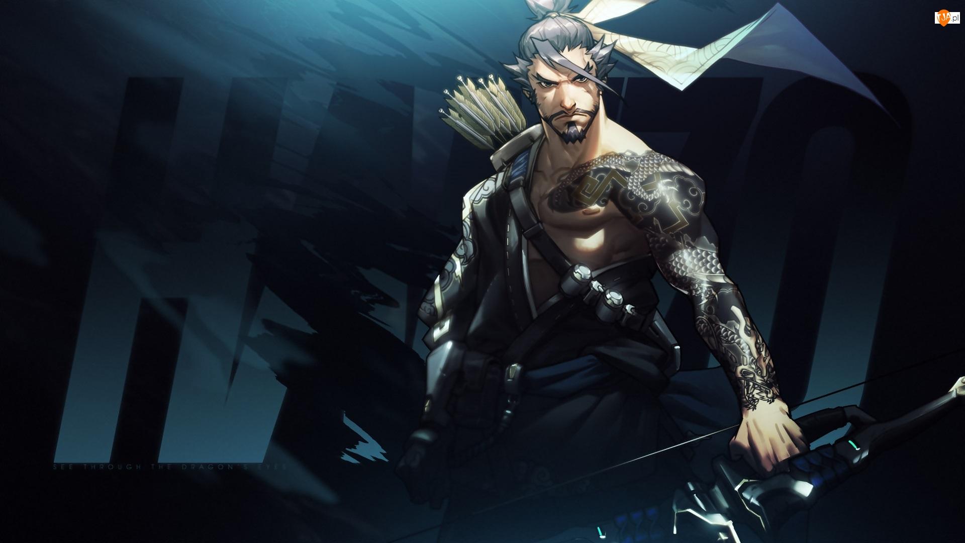 Hanzo Shimada, Gra, Overwatch