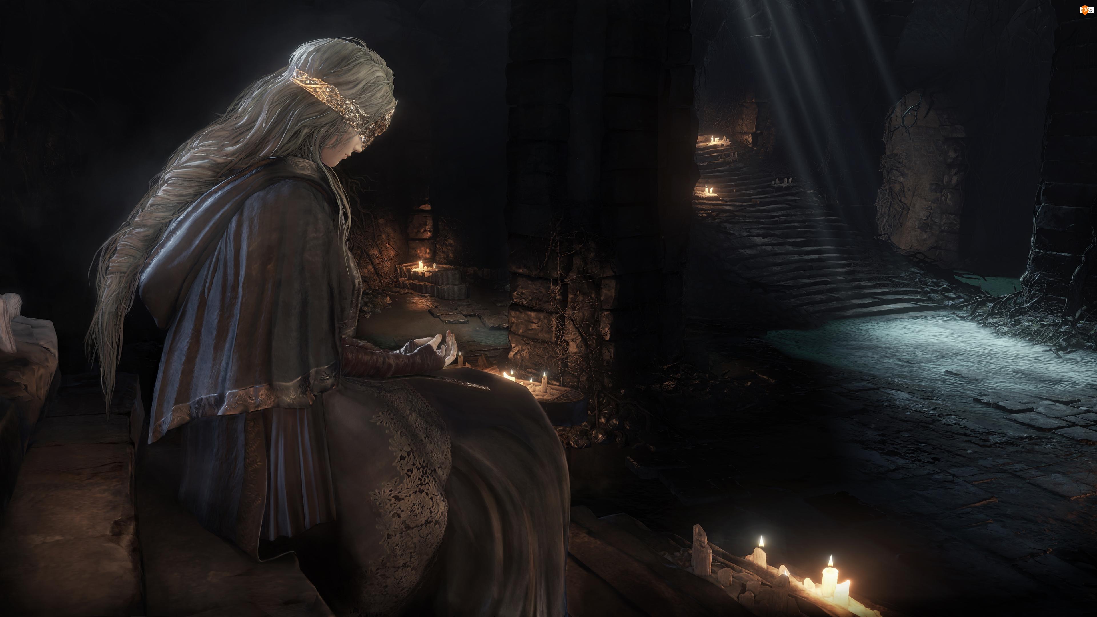 Strażniczka ognia, Gra, Dark Souls 3