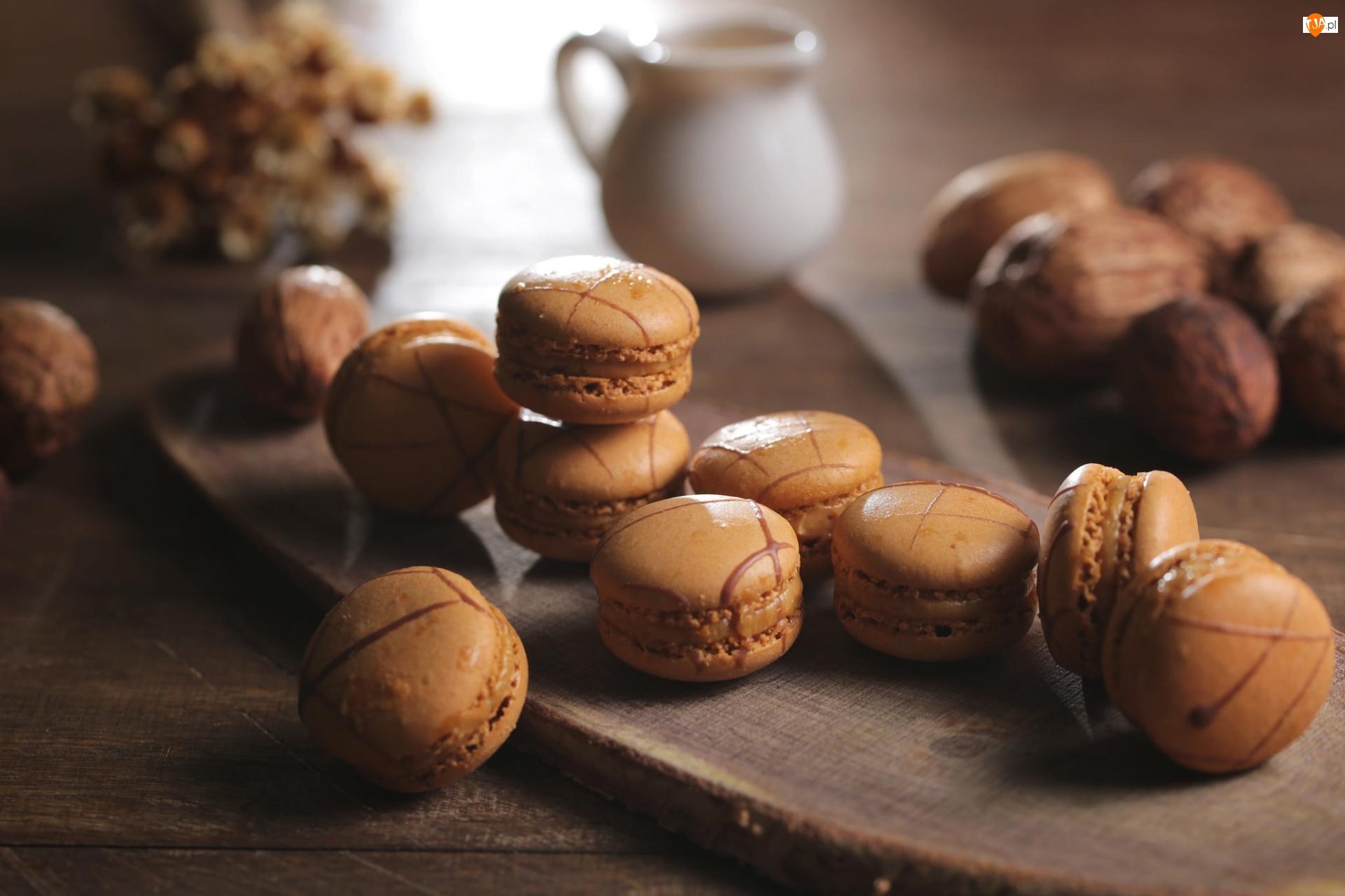 Ciasteczka, Makaroniki