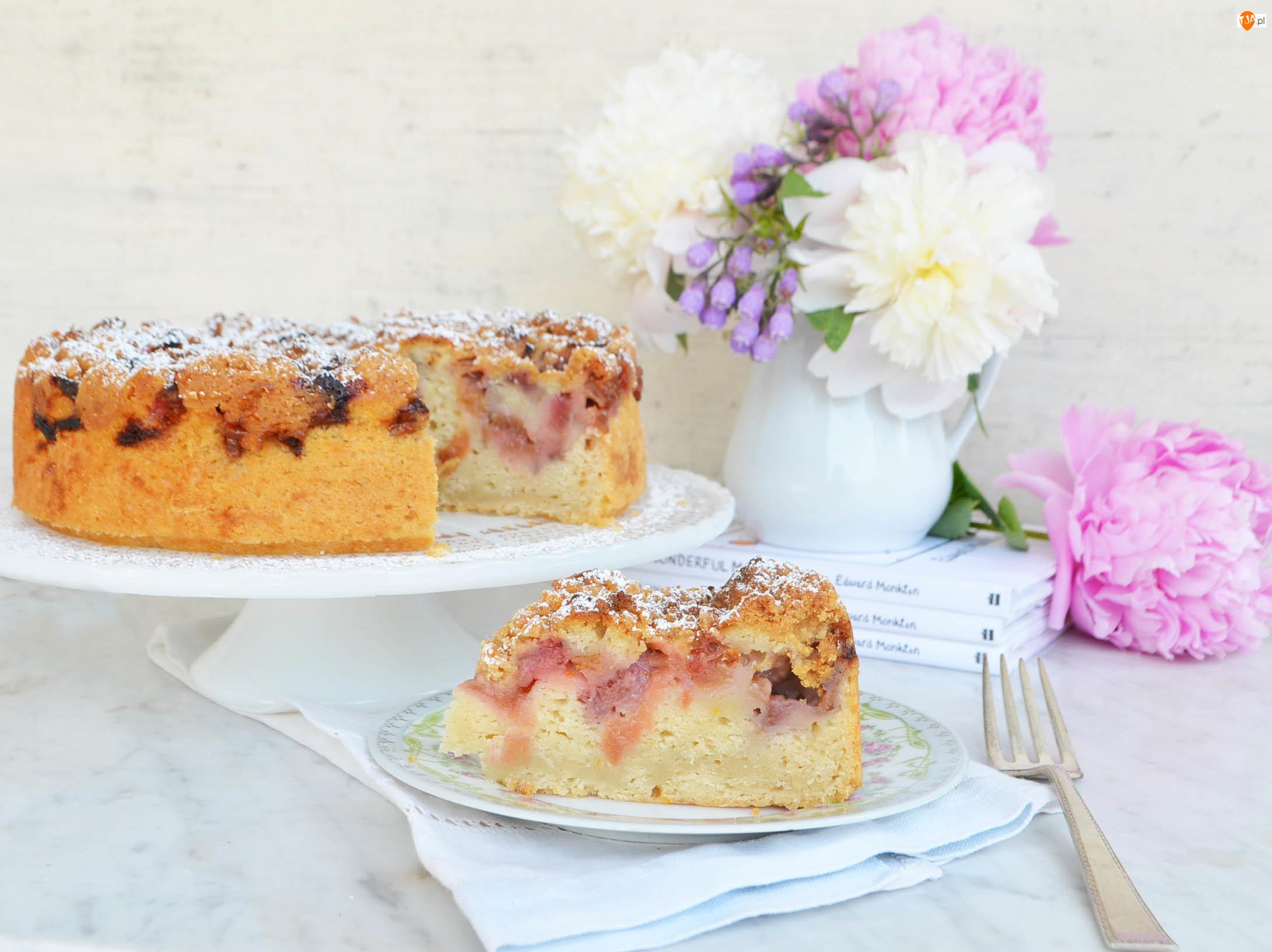 Ciasto, Kwiaty