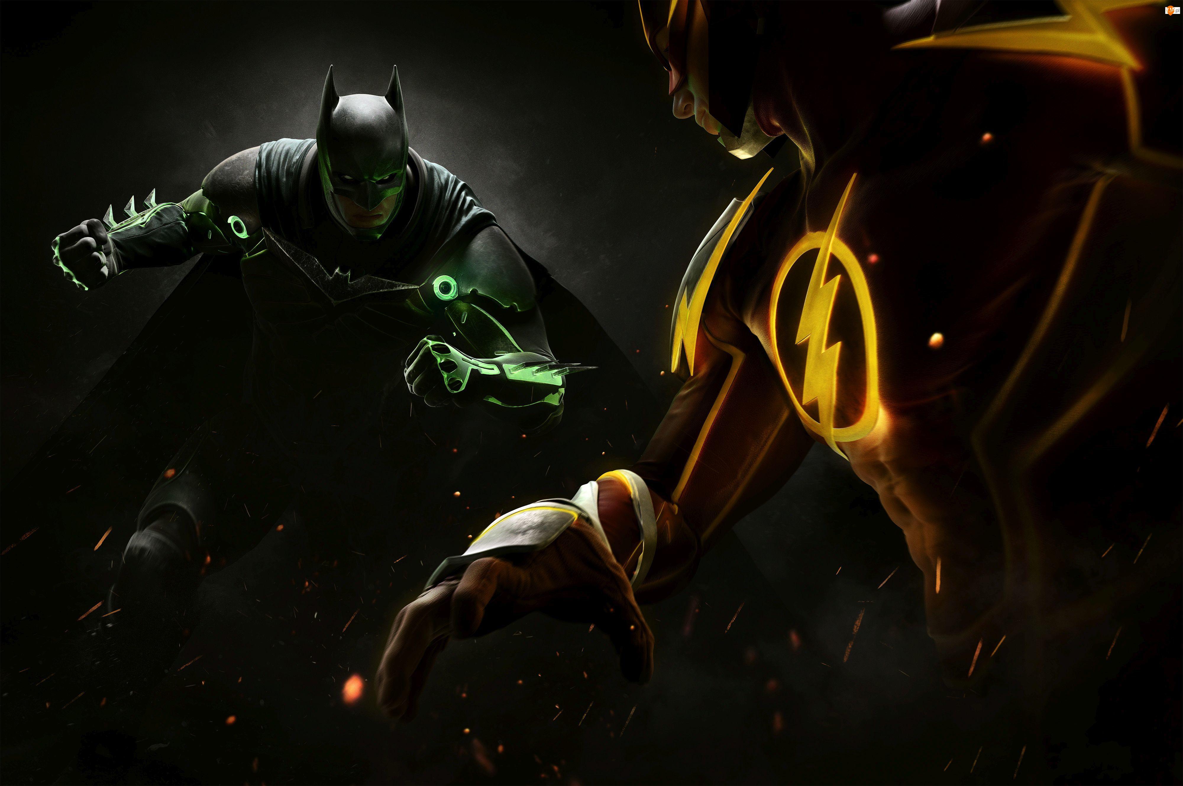 Batman, Gra, Injustice 2