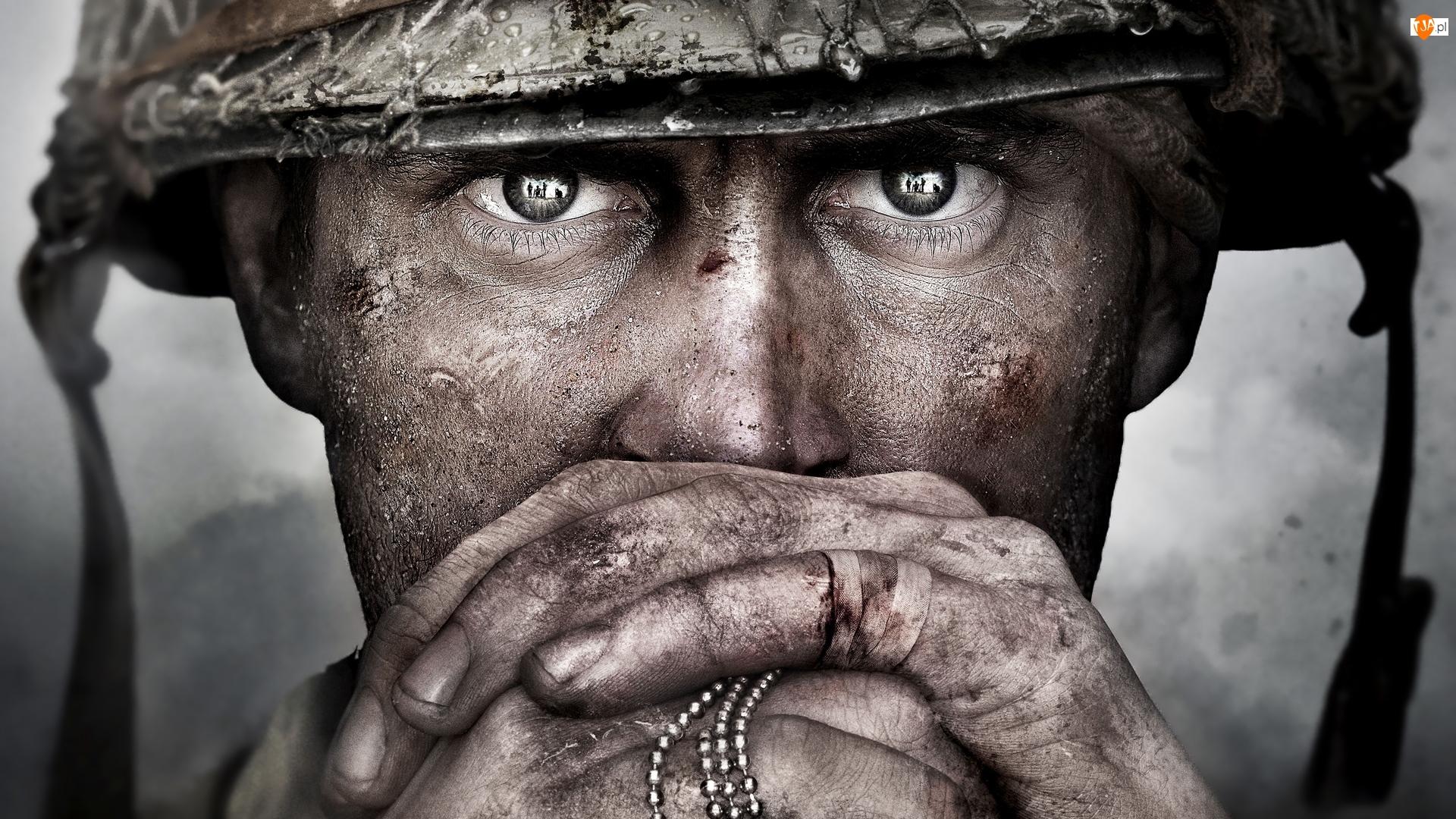 Żołnierz, Gra, Call of Duty: WWII