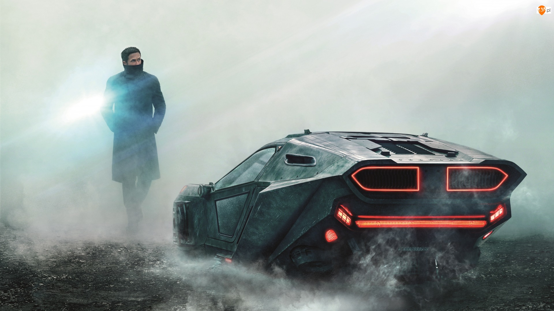Samochód, Blade Runner 2049 - Łowca androidów, Ryan Gosling