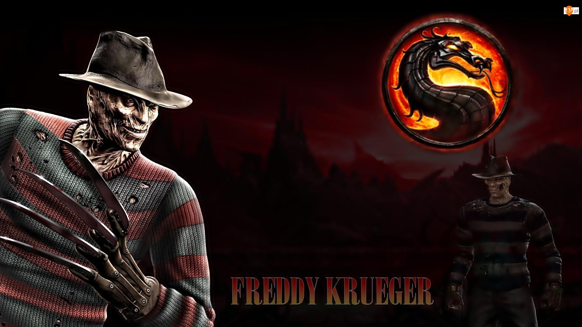 Mortal Kombat, Freddy Krueger