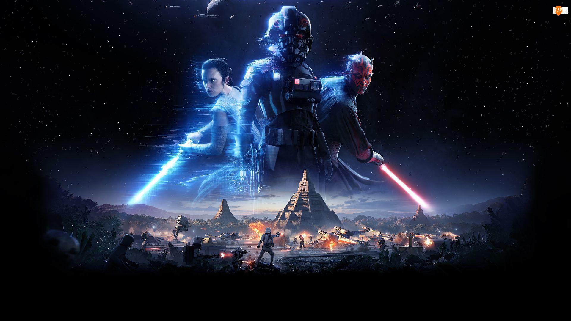 Postacie, Gra, Star Wars: Battlefront II