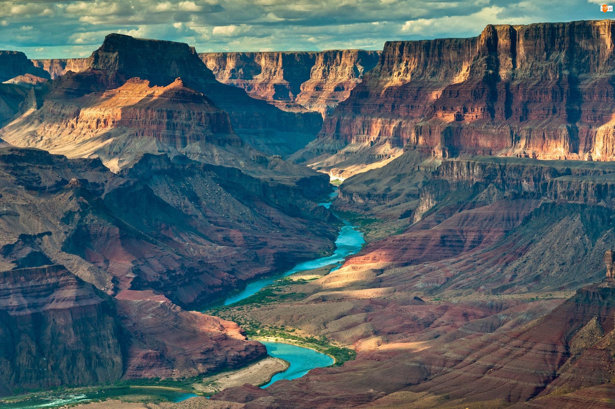 Park Narodowy Wielkiego Kanionu, Kanion, Stany Zjednoczone, Arizona