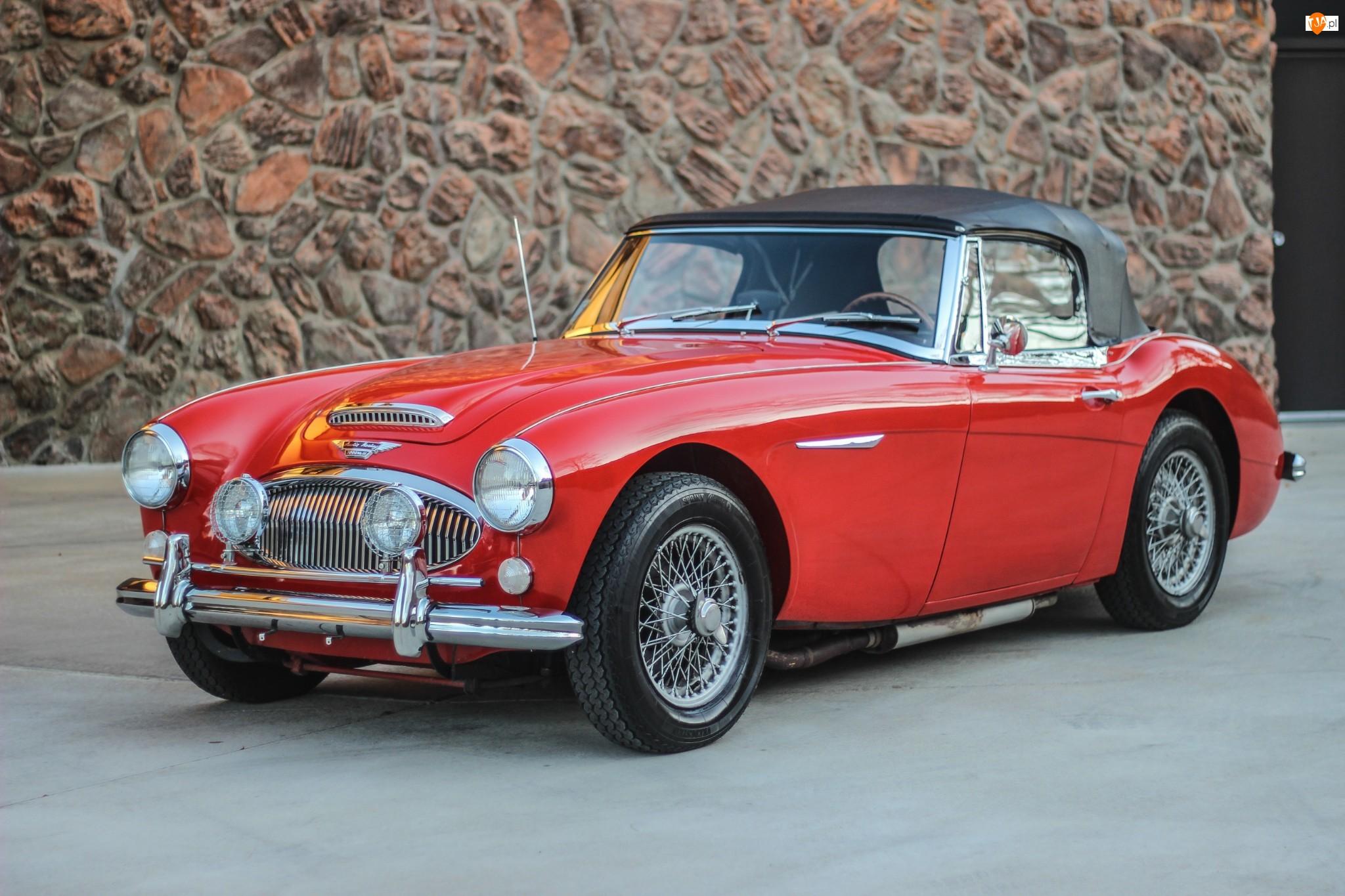 1965, Zabytkowy, Austin Healey 3000