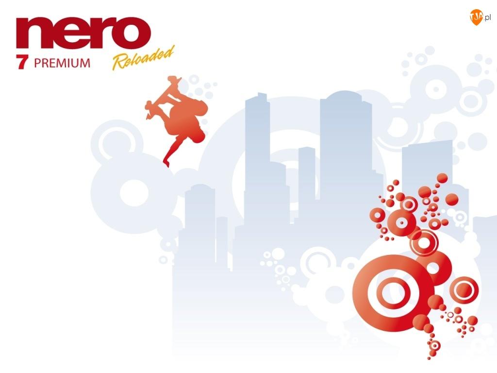 postać, Nero, deskorolka, program