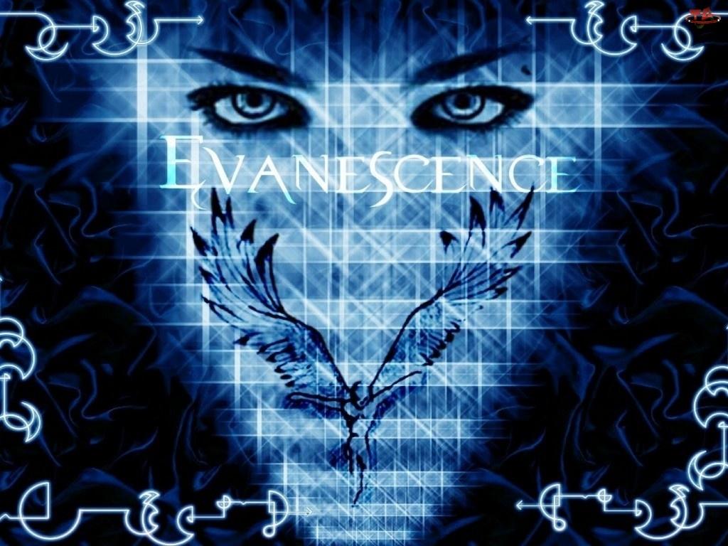 Evanescence, oczy