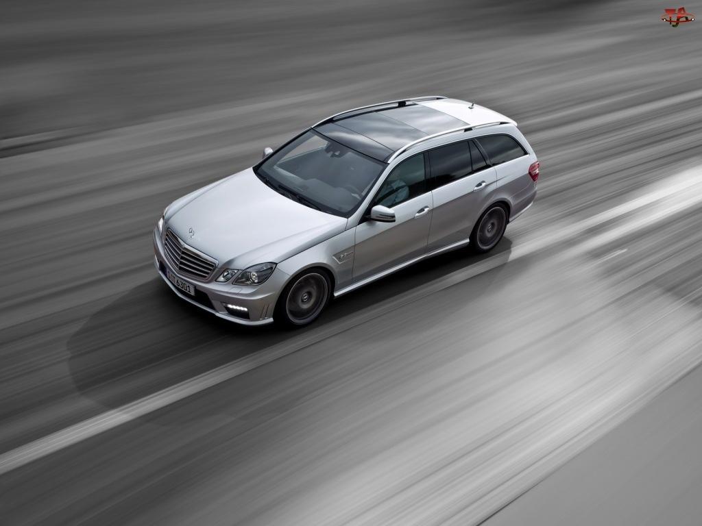 Dach, Mercedes Benz E63, Szklany