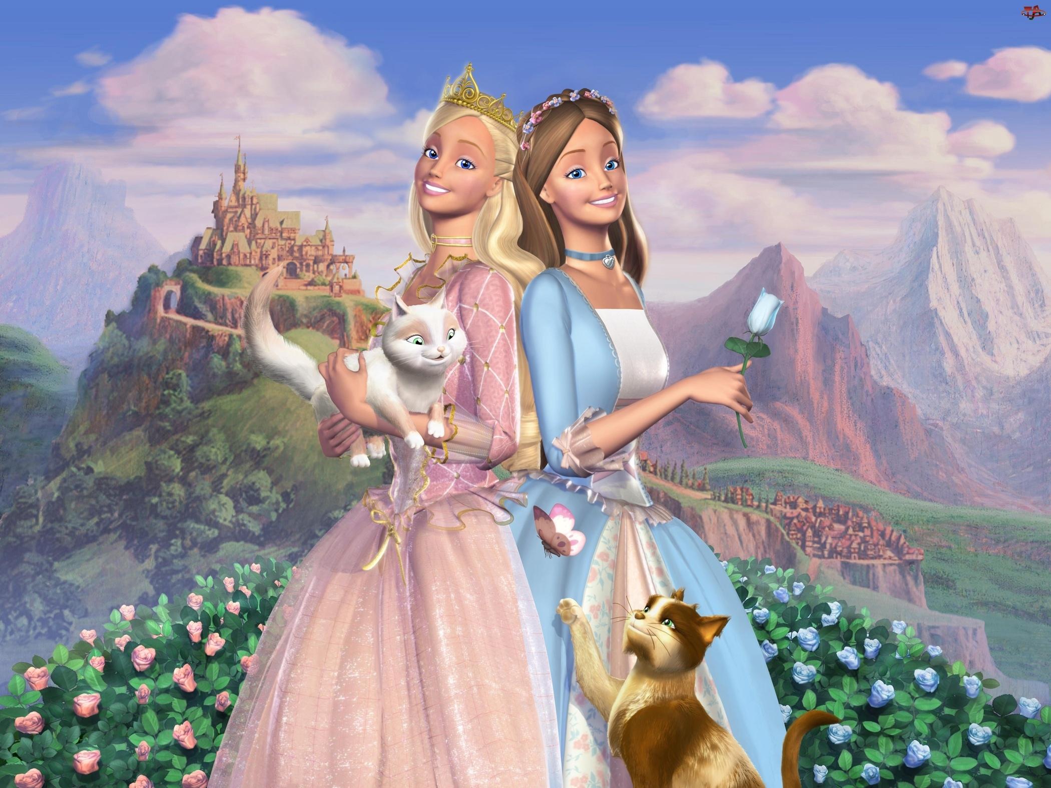 Barbie, Księżniczka