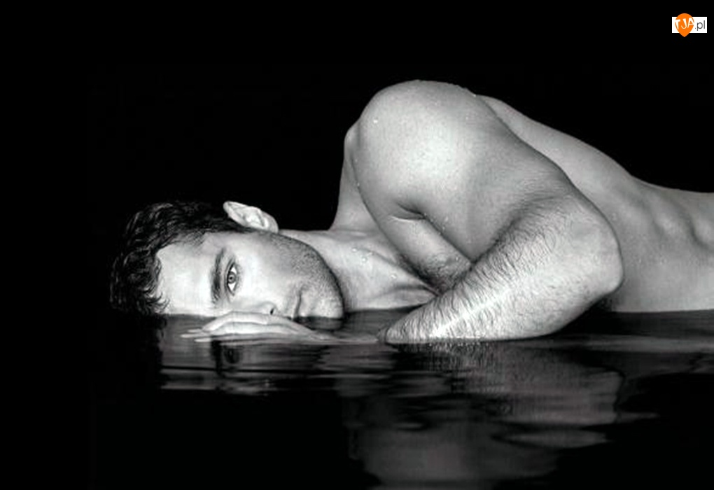Woda, Model, Ręka