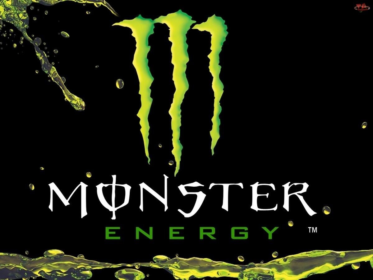 Logo, Monster Energy