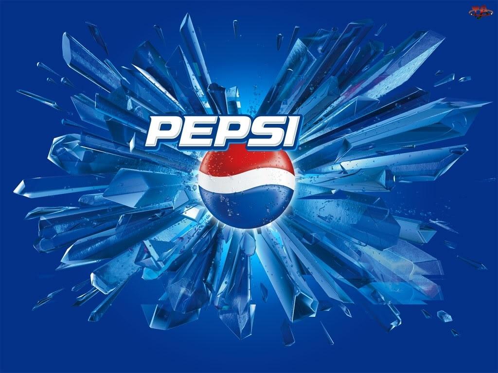 Firmowy, Pepsi, Znak