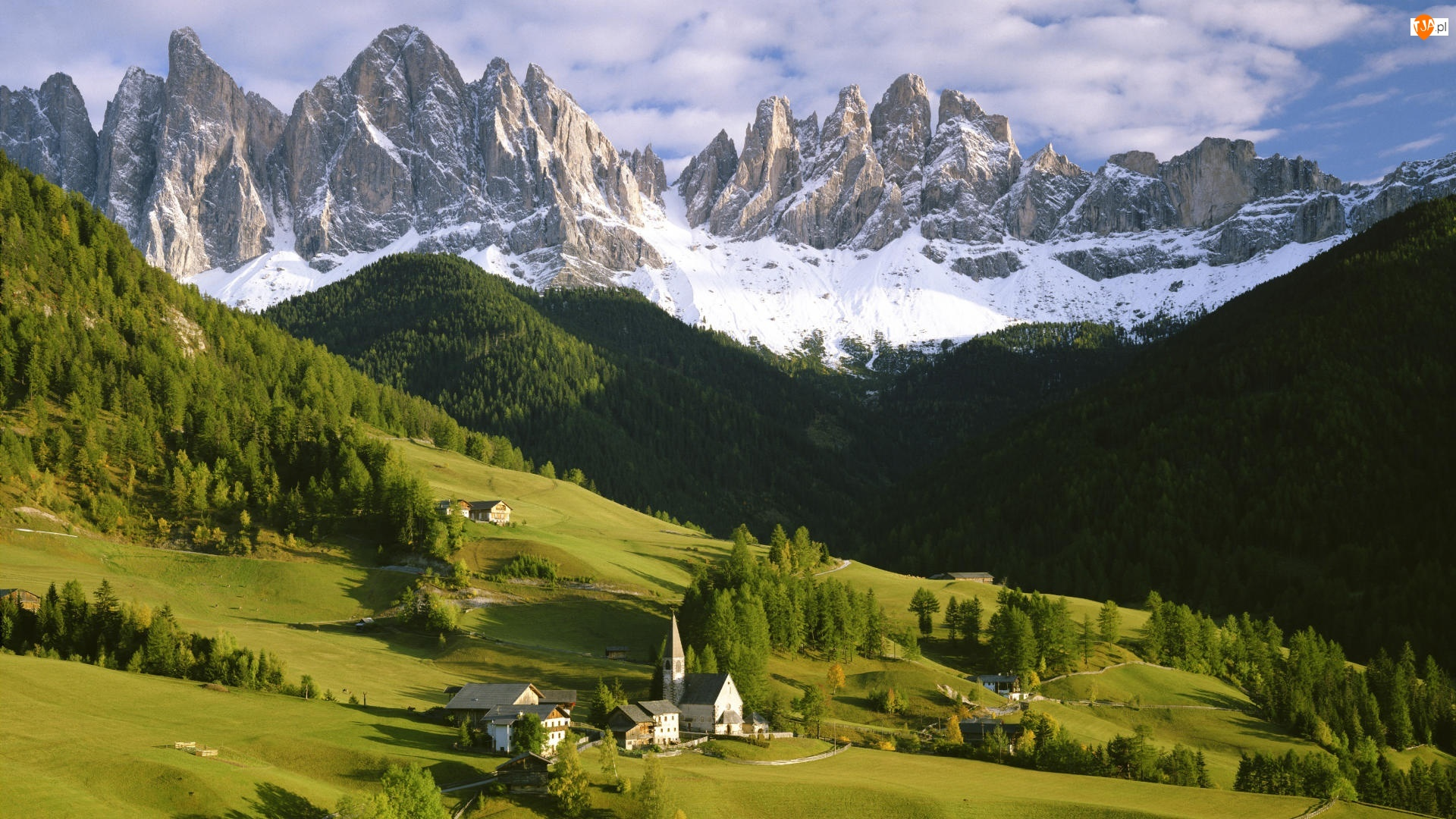 Góry, Alpy