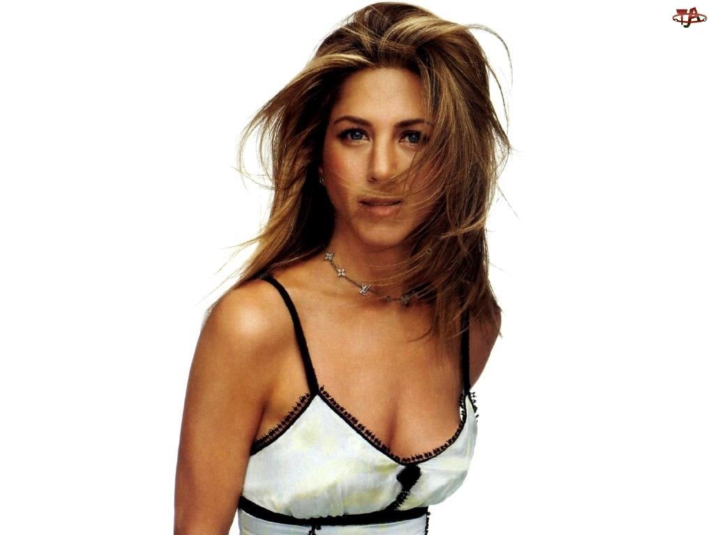 Dekolt, Jennifer Aniston