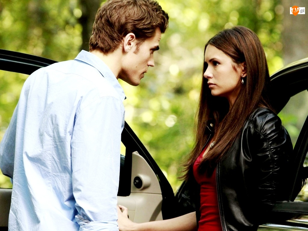 The Vampirie Diaries, Stefan, Elena
