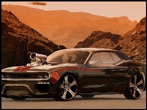 Kanion, Dodge Challenger, Tuning